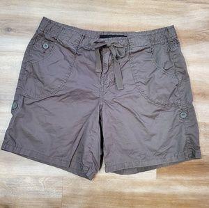 Calvin Klein Olive Green Shorts